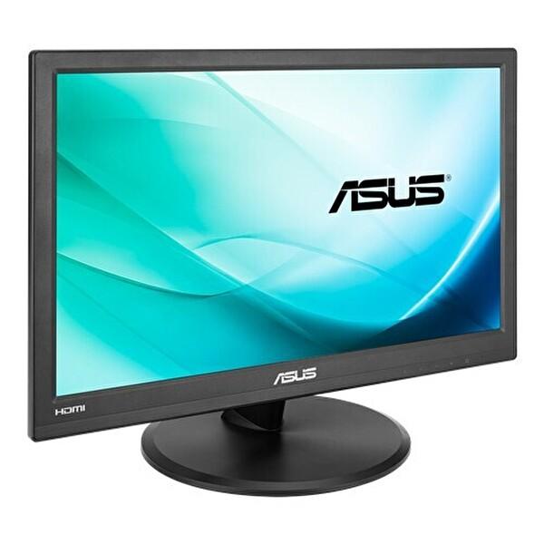 ASUS VT168H 15.6 LED 10MS HDMI 1366x768 3YIL VGAVESA 10 Parmak Dokunmatik EyeCare MONITOR