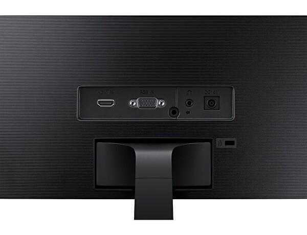 """Samsung 24"""" LC24F396FHMXUF CF396 60-72Hz FreeSync HDMI VA Kavisli Gaming Monitör"""