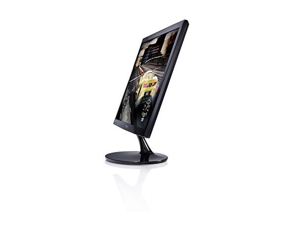 """Samsung SMS 24"""" LS24D332HSX/UF 1 MS 75 Hz HDMI Monitör"""
