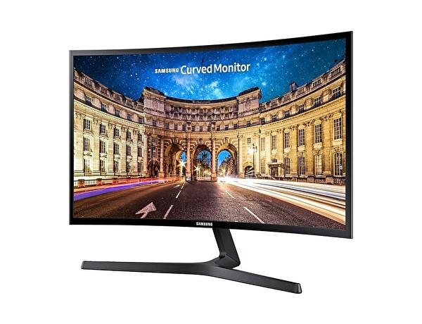 """Samsung CRV 27"""" LC27F396FHMXUF HDMI Monitör"""