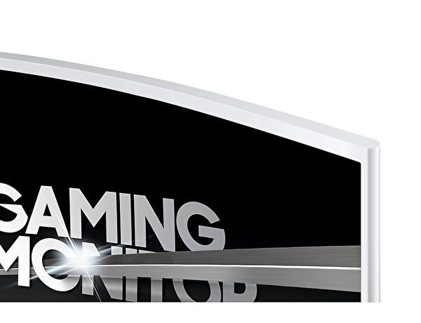 """Samsung 32"""" LC32JG51FDMXUF 144Hz 2xHDMI DP Monitör"""
