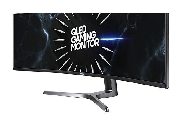 """Samsung LC49RG90SSMXUF 49"""" 120HZ,DUAL QHD Monitör"""