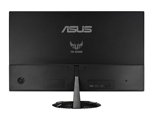 ASUS TUF VG249Q1R 23.8 IPS 165HZ 1MS FREESYNC 1920x1080 HDMI DP Gaming Monitör Siyah