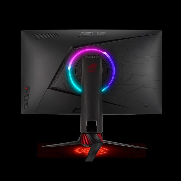 """Asus XG27WQ 27"""" 1ms WQHD Freesync Curved Oyuncu Monitörü"""