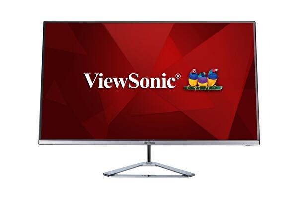 """Viewsonic VX32762KMHD 32"""" 2K IPS 75HZ HDMI DP Ultra İnce Çerçevesiz Monitör"""