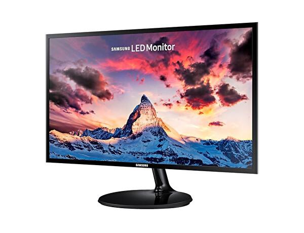 """Samsung 24"""" LS24F354FHMXUF SF354 60-72Hz FreeSync HDMI PLS Gaming Monitör"""