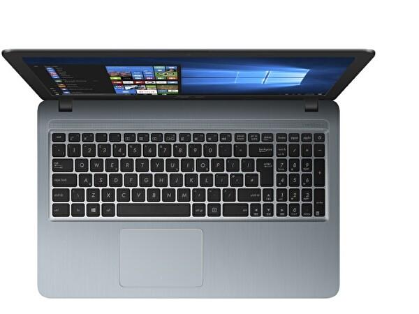"Asus X540UA-GQ3335T Intel i3-7020U 4GB Ram 256 GB SSD 15.6"" W10 Notebook"