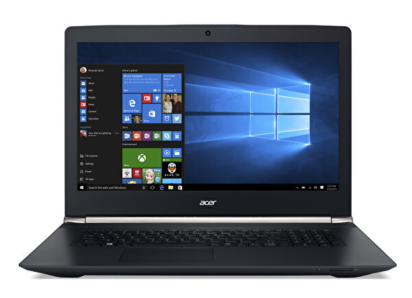 "ACER VN7-792G-520R NX.G6TEY.002 Intel® Core i5-6300HQ/8 GB DDR3/8GB SSD+1 TB HDD/17.3""/Win10 GAMİNG NOTEBOOK ( OUTLET )"