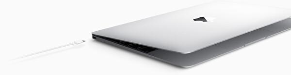 """Apple MacBook MNYH2TU/A Intel Core M3 1.2GHZ 12"""" 256 GB Silver Notebook"""