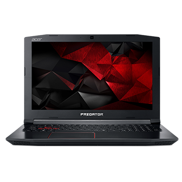"ACER PREDATOR  G3-572-73PF Intel i7-7700HQ/16 GB DDR4/128 GB SSD+1 TB/6 GB DDR5 Nvidia GTX1060M VGA/15.6"" FULL HD/W10 NOTEBOOK ( OUTLET )"