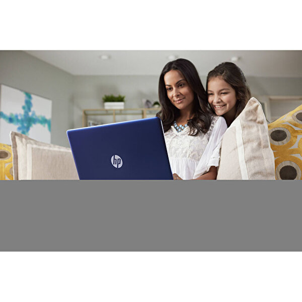 "HP Pavilion 15-CC009NT 2Cl81EA Intel® i5-7200 2.5Ghz 8GB 1TB TB+8GB SSHD Geforce 940Mx 15.6"" Notebook"