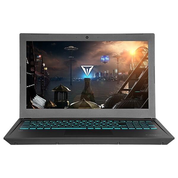 "Casper G650.8750-BE60A Intel Core i7-8750H 2.2GHz 16GB 48GB SSD GeForce GTX1050 4GB GDDR5 15.6"" Excalibur Gaming Notebook"