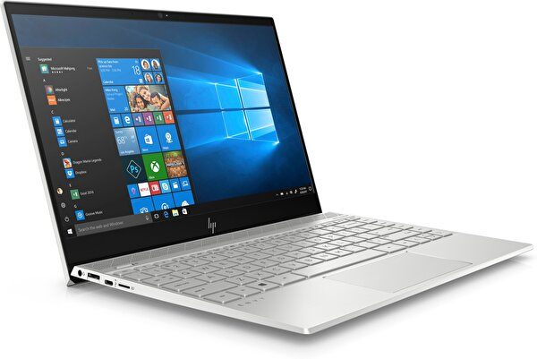 "HP ENVY 13 AH1001NT 4UU23EA i5-8265U 8GB 256GB 2GB NVIDIA® GeForce® MX150 13,3"" Ultra Slim Silver Notebook"