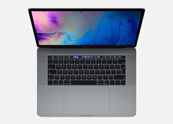"Apple MacBook Pro Touch Bar MV922TU/A Core i7 2.6GHz -16GB Ram - 256GB SSD - 4GB Ekran Kartı - Retina 15"" - Space Grey"