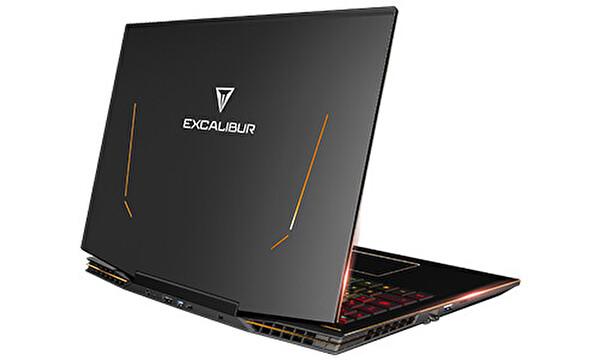 "Casper G900.8750-BE80A Intel Core i7-8750H 2.2GHz 16GB 480GB SSD GeForce RTX2080 8GB GDDR6 15.6"" Excalibur Gaming Notebook"