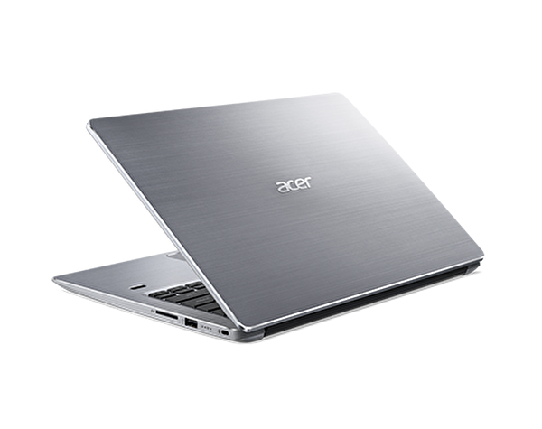 "Acer Swift 3  SF314-41-R0A0 AMD RY3-3200U 4GB 128SSD UMA 14"" FHD  W10 Notebook"