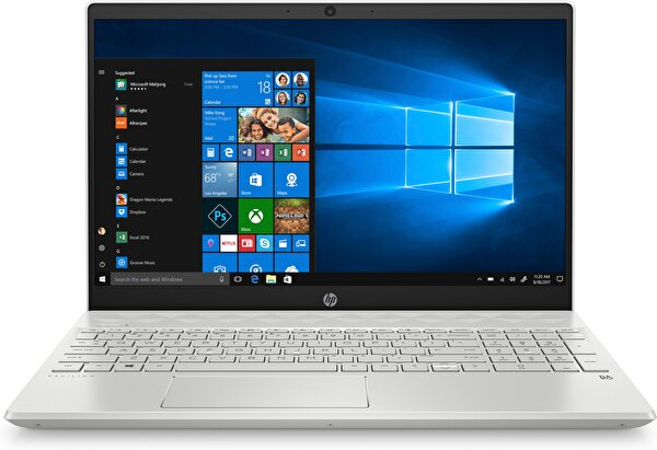 Hp Pavilion 15-CS3007NT 8XL74EA  Intel Core I5 1035G1  8 GB DDR4  Ram 512 GB SSD Nvidia Geforce  MX250 15.6 Full HD Notebook ( OUTLET )