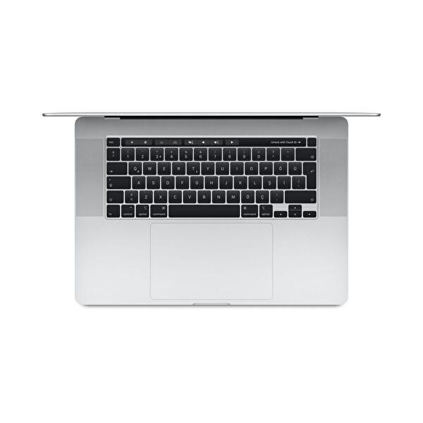 "Apple MacBook Pro Touch Bar MVVM2TU/A Core i9 2.3GHz - 16GB Ram - 1TB SSD - 4GB Ekran Kartı - Retina 16"" - Silver"