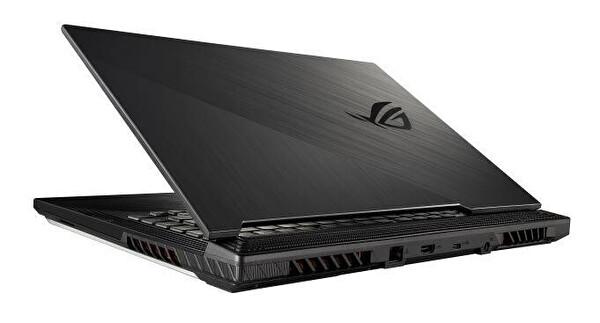 "Asus G531GU-AL188T-Gaming i7-9750H 8GB RAM 1TB SSD 6GB NVIDIA GTX1660Ti 15.6"" FHD 120Hz W10 Gaming Notebook"