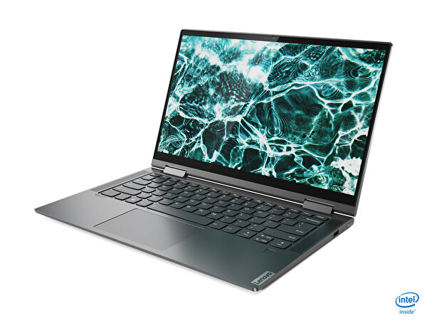 "LENOVO YOGA C740 İ7-10510U/8GB/512GB SSD/Intel UHD Graphics/14""/FHD/81TC000VTX NOTEBOOK ( TESHIR )"