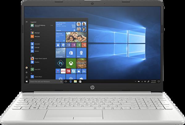 HP 15-DW1002NT 9FE50EA i5-10210U 8GB RAM 512GB SSD 2GB GDDR5 MX130 15.6' HD W10 Gümüş Notebook ( TESHIR )