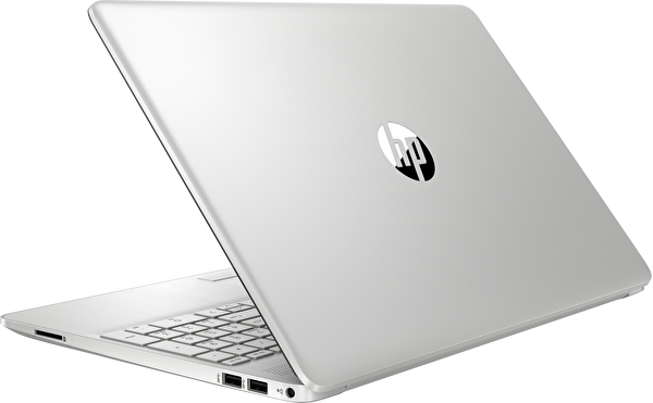 HP 15-DW1002NT Intel I5-10210U 8GB Ram 512 GB SSD NVIDIA GeForce MX130 2GB 15.6'' W10 Home Gümüş Notebook