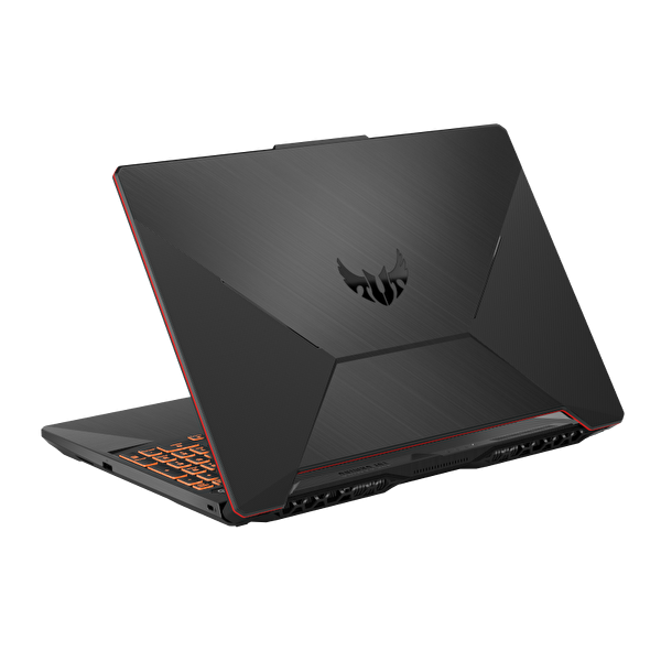 """Asus Tuf A15 Fa506ıuHn153t Amd Ryzen7-4800h 8GB Ram 512GB Ssd Gtx1660ti 6gb 15.6"""" Fhd W10 Gaming Notebook"""