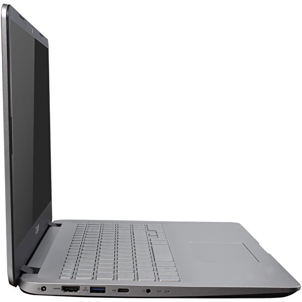 """Casper Nirvana S500 Intel Core i510210 16 GB RAM 480GB SSD 2GBMX230 15.6"""" FHD Win 10 Pro Notebook Gri"""