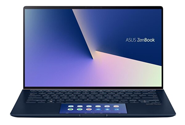 Asus Zenbook UX434FLC-A6227T  10. nesil Intel® Core i7 10510U  16GB LPDDR3-SDRAM 512 GB SSD NVIDIA® GeForce® MX250 14 '' Notebook ( OUTLET )