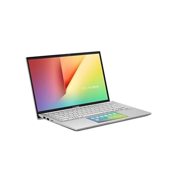 Asus VivoBook S14 432FL-EB088TFHD Intel i5-10210U 8GB 256GB ScreenPad Windows 10 Notebook