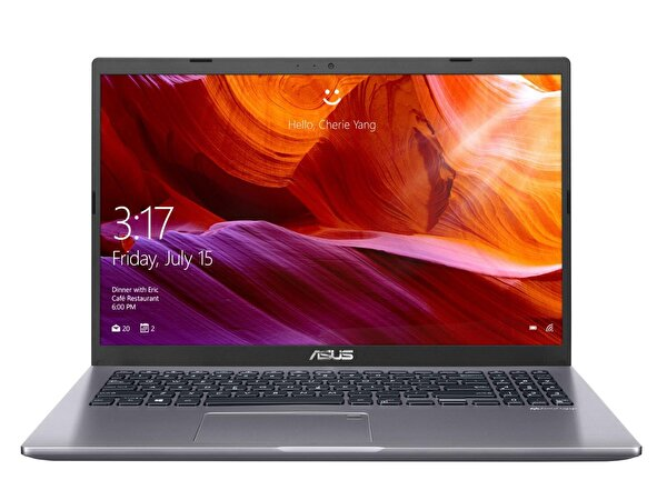 "ASUS Vivobook 15 X509JB-BR099T Intel® Core? i5-1035G1 8 GB RAM 256 GB SSD Nvidia Geforce MX110 2 GB 15,6"" W10 Gri Notebook ( OUTLET )"