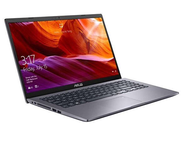 "Asus Vivobook 15 X509JB-BR099T Intel® Core i5-1035G1 8GB RAM 256GB SSD NVIDIA Geforce MX110 2 GB 15.6"" W10 Gri Notebook"