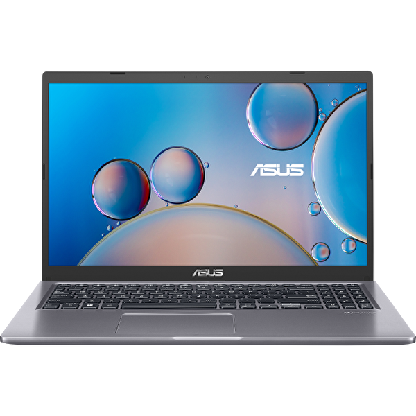 ASUS X515JA-BR070T, Intel Core i3-1005G,1 4GB, 256 SSD 15.6'' HD  Win10 Gri Laptop ( TESHIR )