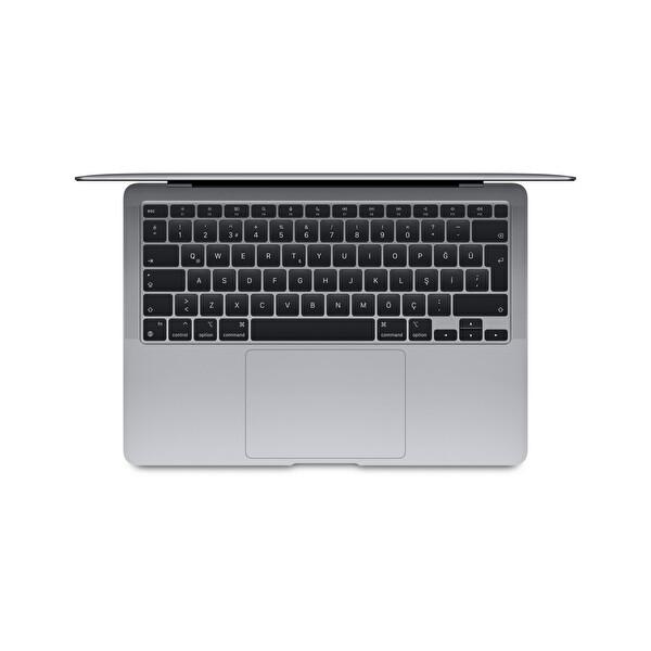 "Apple Macbook Air MGN63TU/A M1 8C 8GB 256 GB SDD 13"" Uzay Grisi Dizüstü Bilgisayar"