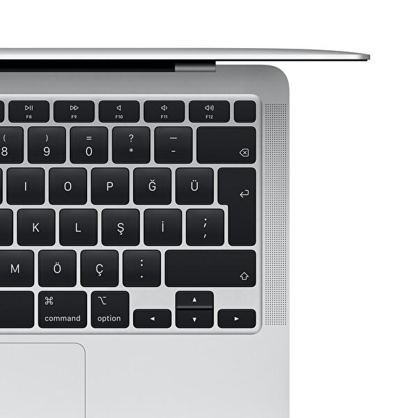 "Apple Macbook Air MGN93TU/A M1 8C 8GB 256 GB SDD 13"" Gümüş Dizüstü Bilgisayar"