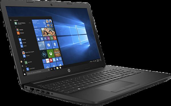 "HP 15-DA2033NT i5-10210U 4GB 256GB SSD UHD 15.6"" Win10 Siyah Notebook"