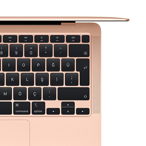 "Apple Macbook Air MMGNE3TU/A M1 8C 8GB 512 GB SDD 13"" Gold Dizüstü Bilgisayar"