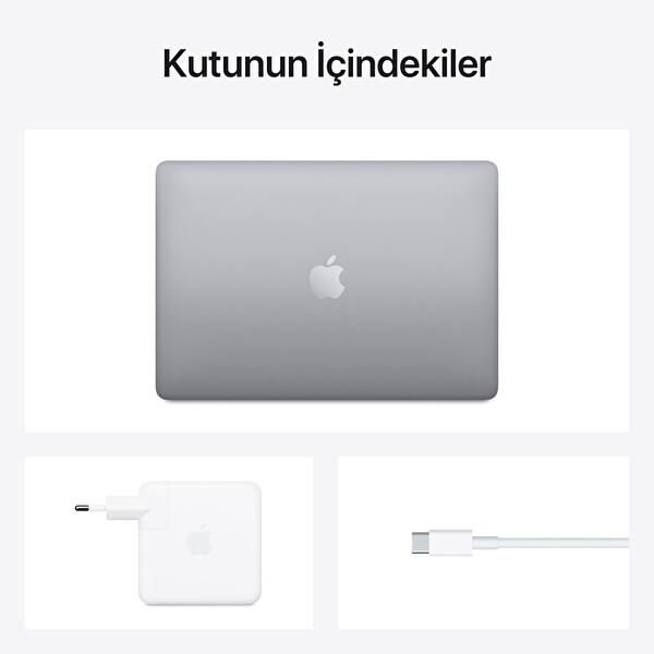 """Apple MacBook Pro 13"""" M1 8C CPU 512GB SSD Space Grey MYD92TU/A"""
