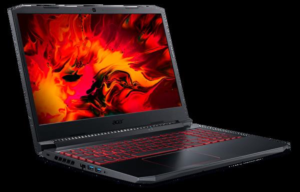 Acer Nitro 5 Amd Ryzen 5-4600 8GB RAM 1TB HDD 256SSD Nvidia Geforce GTX 1650TI 15.6'' FHD W10 Notebook