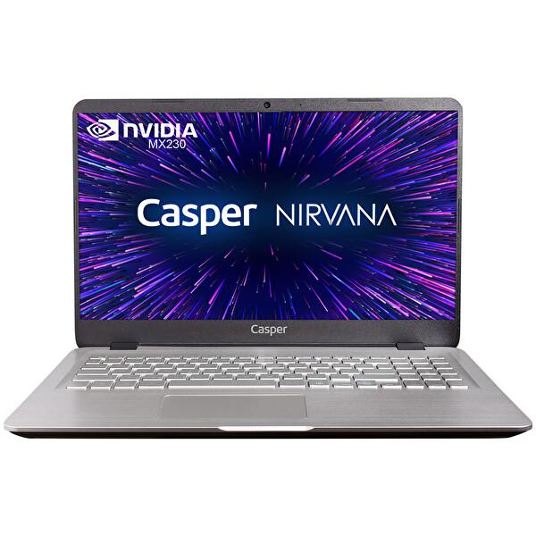 "Casper Nirvana S500 Intel Core i5-1021"" 8GB RAM 240GB SSD 15.6"" Siyah Notebook"