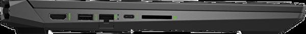 "HP Pavilion Gaming 15-dk0006nt Intel Core i5-9300H 16 GB Ram 512 GB SSD NVIDIA GForce GTX 1650 15.6"" W10H Siyah Gaming Notebook 6ZH62EA"