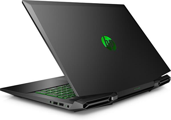 "HP Pavilion Gaming 15-dk0011nt Intel Core i7-9750H 16 GB Ram 512 GB SSD NVIDIA GeForce GTX 1660TI 15.6"" W10H Siyah Gaming Notebook 6ZQ86EA"
