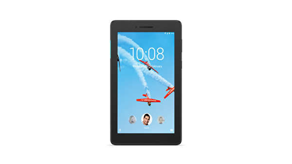 "Lenovo Tab E7 MT8167A/D 1.3GHZ /1GB/8GB/ Android 7"" Siyah ZA400019TR TABLET ( OUTLET )"