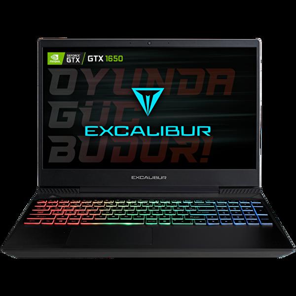 "Casper Excalibur G770 Intel 10.Nesil i7-1075 8GB RAM 1TB+128 SSD 4GB GTX1650 15.6"" Win 10 Home Gaming Notebook"