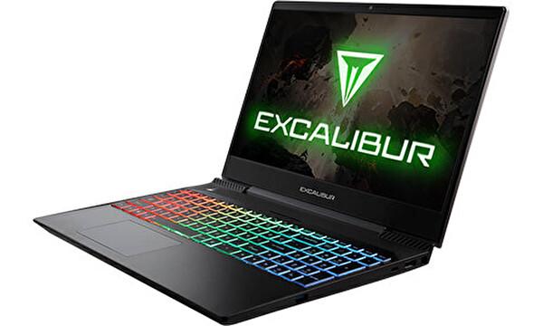 "Casper Excalibur G770 Intel 10.Nesil i7-1075 32GB RAM 500GB NVMe SSD 4GB GTX1650 15.6"" Win 10 Home Gaming Notebook"