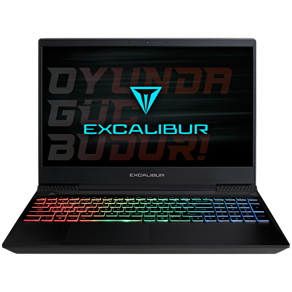 "Casper Excalibur G770 Intel 10.Nesil i7-1075 32GB RAM 1TB SSD 4GB GTX1650 15.6"" Win 10 Home Gaming Notebook"