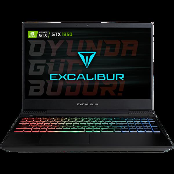"Casper Excalibur G770 Intel 10.Nesil i7-1075 8GB RAM 1TB+256 SSD 4GB GTX1650 15.6"" Win 10 Pro Gaming Notebook"