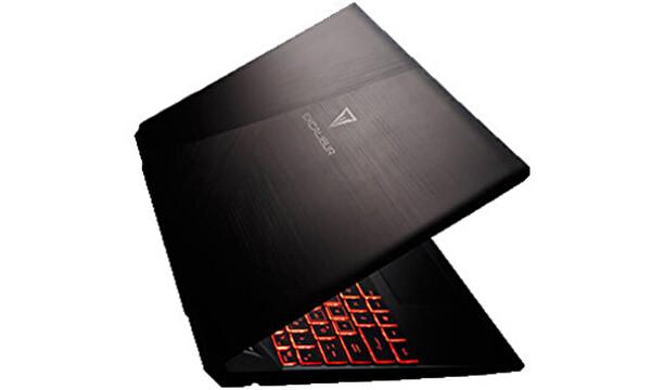 "Casper Excalibur G770 Intel 10.Nesil i7-1075 16GB RAM 480GB SSD 4GB GTX1650 15.6"" Win 10 Pro Gaming Notebook"