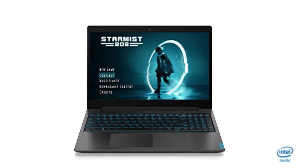 """Lenovo Ideapad L340 81LK014CTX  Intel Core i5-9300HF 8 GB 256 GB SSD NVIDIA GeForce GTX 1650 4GB GDDR5 15.6"""" FHD W10 Granite Black Gaming Notebook"""