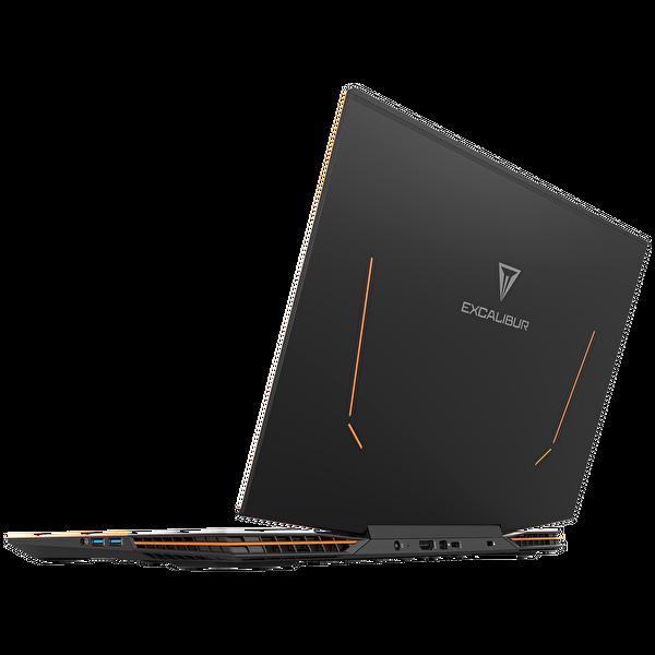 "Casper Excalibur G900 Intel Core 10.Nesil i7-1075 16GB RAM 500GB NVME SSD 6 GB 2060 15.6"" W10 Siyah Gaming Notebook"